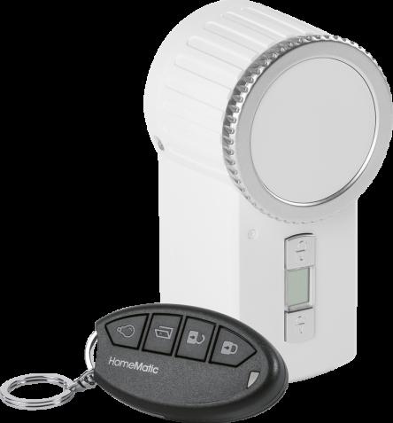 HomeMatic Wireless Door Lock Actuator KeyMatic with remote control